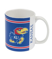 University of Kansas NCAA Coffee Mug, , hi-res