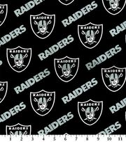 Oakland Raiders NFL Cotton Fabric by Fabric Traditions, , hi-res