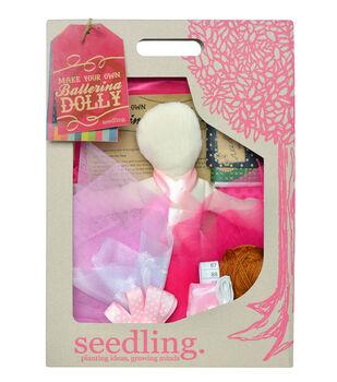Seedling - Make your own Ballerina Dolly
