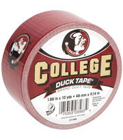 Duck Tape College Logo Florida State, , hi-res