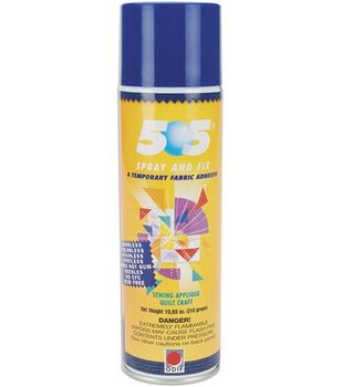 505 Spray & Fix Temporary Fabric Adhesive-11.7 oz.