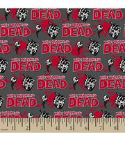 Walking Dead Glow In The Dark Editorial Cotton, , hi-res