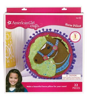 American Girl Horse Pillow Kit