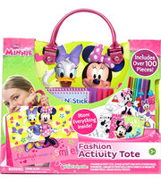 Disney Minnie Fashion Activity Tote, , hi-res