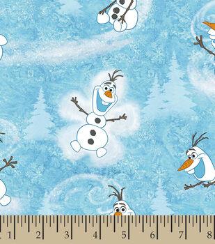 Disney Frozen Olaf Cotton Fabric