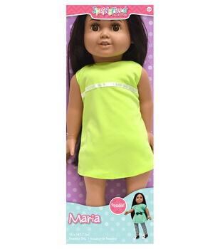 Springfield Boutique Pre-Stuffed Doll