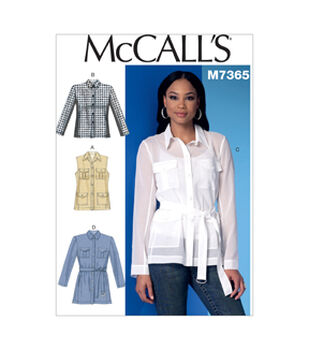 6-8-10-12--mccall Pattern
