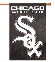 Chicago White Sox MLB Applique Banner Flag, , hi-res