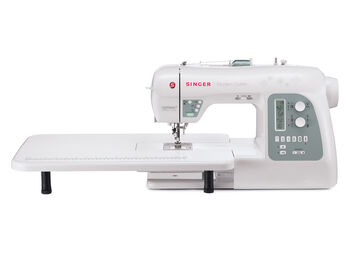 Singer 8500Q Modern Quilter Quilting And Sewing  Machine