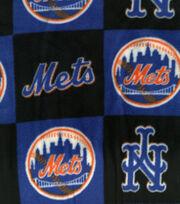 New York Mets MLB  Fleece Fabric, , hi-res