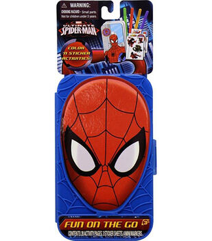 Marvel Spiderman Fun On The Go