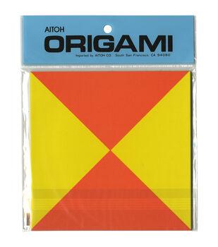 Aitoh Tone Triangles Origami Paper