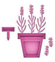 Spellbinders Shapeabilities Lavender Die D-Lites, , hi-res