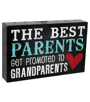 Escape To Paradise Wall Banner-Best Parents To Grandparents, , hi-res