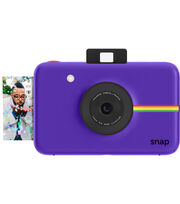 Polaroid Snap Instant Print Camera-Purple, , hi-res