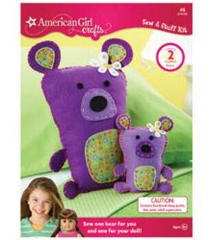 American Girl Sew Stuff Kit-Bears