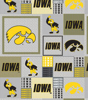 University of Iowa NCAA Heather Gray Box Allover, , hi-res
