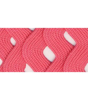 Wrights Jumbo Rick Rack-Paradise Pink