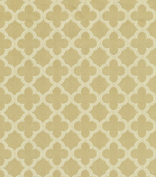Home Decor 8''x 8'' Fabric Swatch Upholstery-Waverly Framework Dune