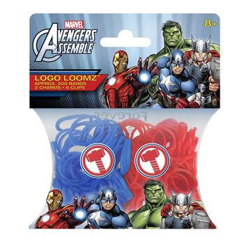Marvel Comics Thor Logo Loomz Filler Pac