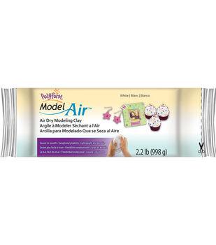 Model Air 2.2 Pounds/Pkg-White