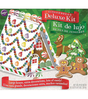 Wilton® Gingerbread House Kit-A Frame