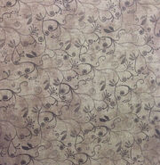 Keepsake Calico™ Cotton Fabric-Brown Flourish Blender, , hi-res