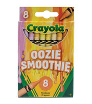 Crayola Meltdown Crayons 8/Pkg, , hi-res