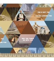 Star Wars™ Print Fabric-Characters, , hi-res