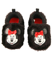 Minnie Mouse Infant Cozy Slippers, , hi-res