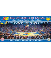 University of Kansas  NCAA Master Pieces  Panoramic Puzzle, , hi-res