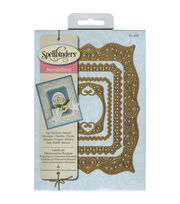 Spellbinders Nestabilities Labels 40 Decorative Accents Dies, , hi-res