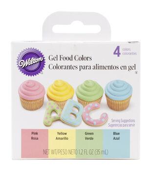 Wilton® Gel Icing Color Set