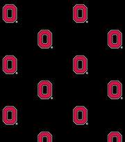 Ohio State University NCAA  Cotton Fabric, , hi-res
