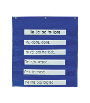 Busy Kids Learning Pacon Mini Pocket Chart