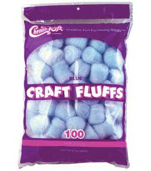 Craft Fluffs 4oz Bag 100/Pkg