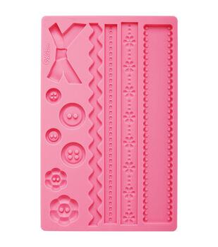 Wilton® Fondant And Gum Paste Silicone Mold Fabric