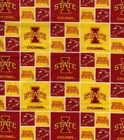 Iowa State University NCAA  Cotton Fabric, , hi-res