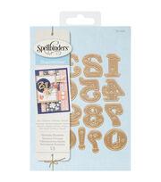 Spellbinders® Shapeabilities Dies-Victorian Numbers, , hi-res