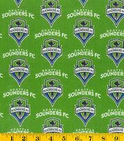 Seattle Sounders MLS Cotton Fabic, , hi-res