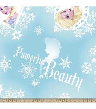 Frozen Elsa Powerful Beauty Organza