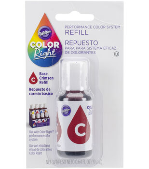 Wilton® Color Right Food Color System Refill .7oz