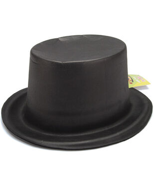 Fibre Craft Foam Hat-Top Hat
