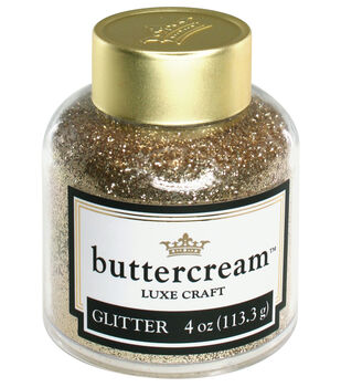 Buttercream™ Collection Luxe Craft Extra Fine Glitter