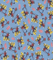 Minions Minion Mania Toss Cotton Fabric, , hi-res