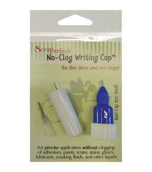 ScraPerfect Small No-Clog Writing Cap