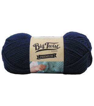 Big Twist™ Collection Premium Worsted Yarn