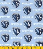 Sporting Kansas City MLS Cotton Fabric, , hi-res