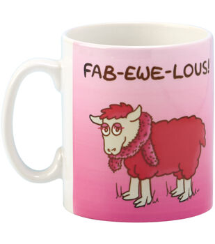 Vanessa Bee Designs Coffee Mug-Fabewelous