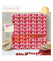 Creative Girl by Julie Comstock™ Watercolor Art Block, FALALA, , hi-res